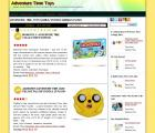Review Adventure Time Toys