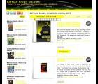Review BatMan Books for Kids