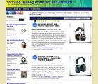 Shooting Hearing Protectors and Earmuffs